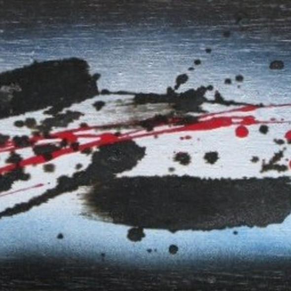 Denis Bowen, Takanawa Hiroshige series (10), 1997