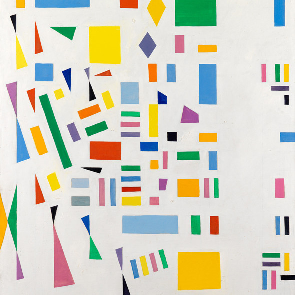 Caziel, WC659 - Abstract Composition 1967/18/XI, 1967