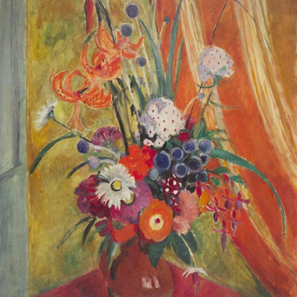 Mildred Bendall, Tigerlilies, c. 1928