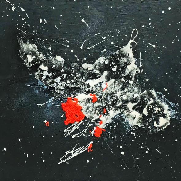 Paul Van Hoeydonck, PVH100 - Nebuleuse AY15, 1990