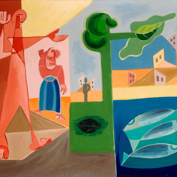 Léopold Survage - Les Présences, 1956