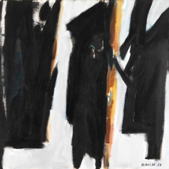 Georges Bernède, C014 - Composition 86 - 20, 1986
