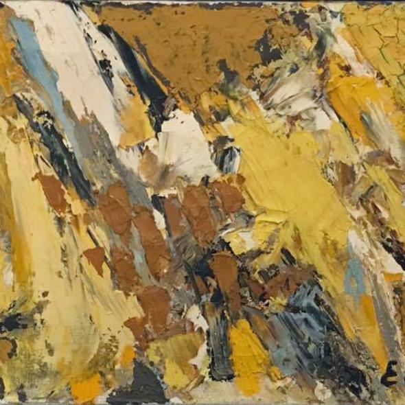 Elie Borgrave - Untitled, 1961