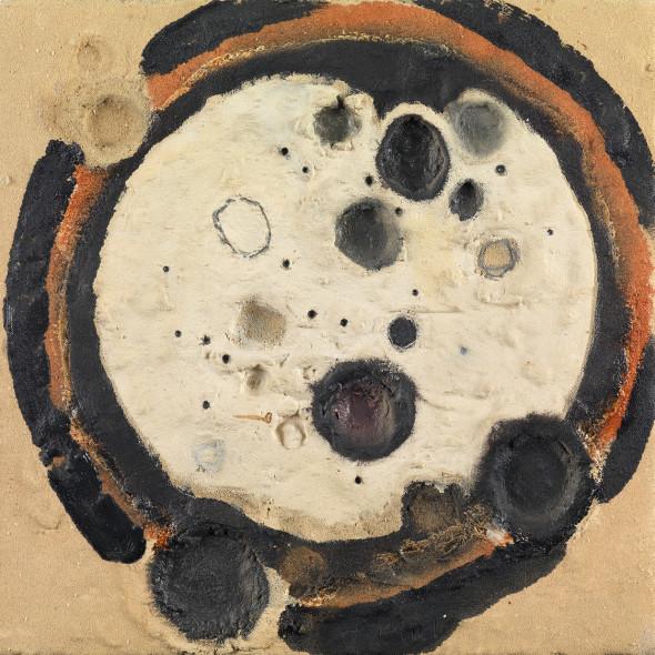 Reinhold Koehler, Sandbild, 1959-1960