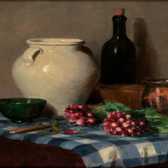 Mildred Bendall, Country Table, c. 1915