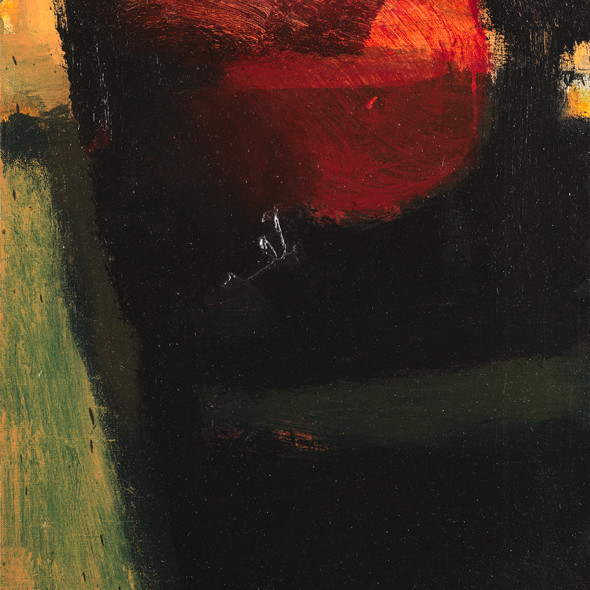 Albert Irvin RA, Night, c.1962