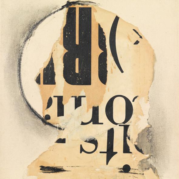 Reinhold Koehler, Plakat-Décollage 1959/60, 1959-1960
