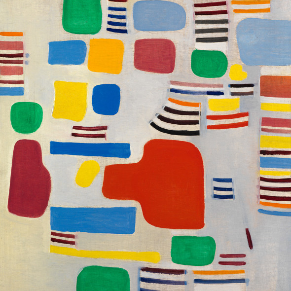 Caziel, WC778 - Composition, 1967