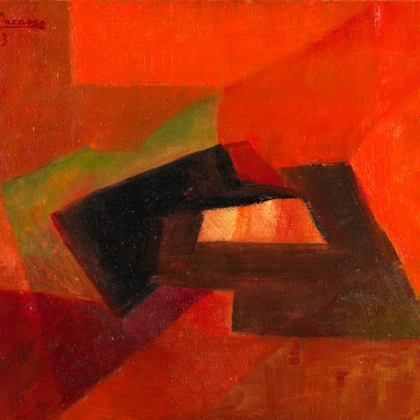 Joseph Lacasse, Composition (Dia no. 911), 1933