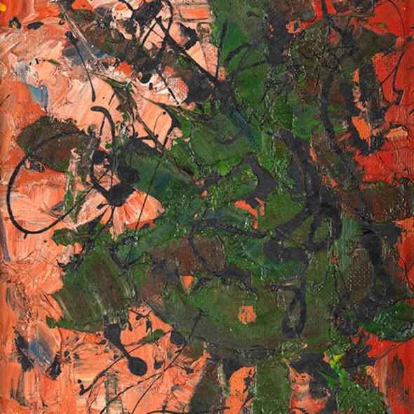 Frank Avray Wilson, FAW853 - Thrusting Green, 1958