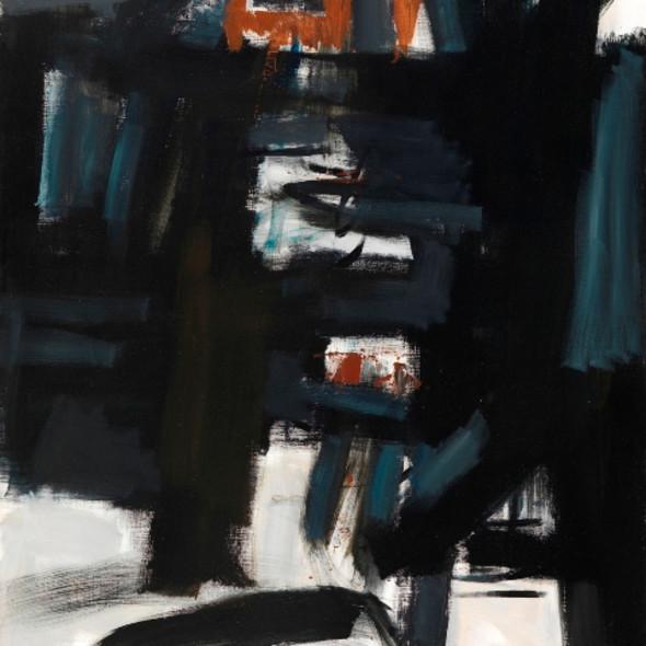 Georges Bernède, C009 - Composition 84 - 24, 1984