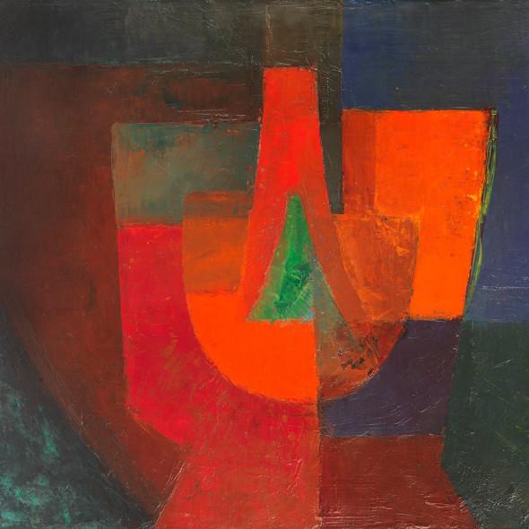 Joseph Lacasse, Balancement (Dia no. 9275), 1948
