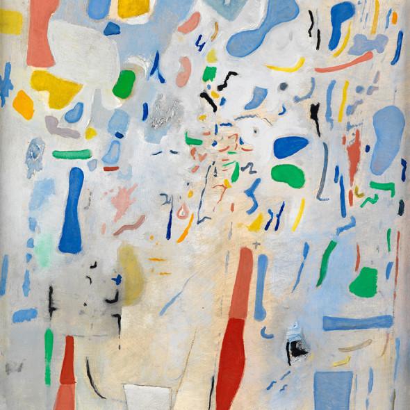 Caziel, WC536 - Composition, c. 1965