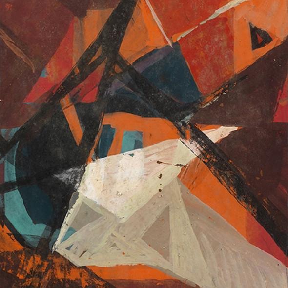 Joseph Lacasse, Composition (Dia no. 16/16), 1937
