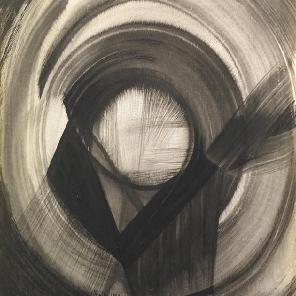 Joseph Lacasse, Création (Dia no. 28/13), 1948