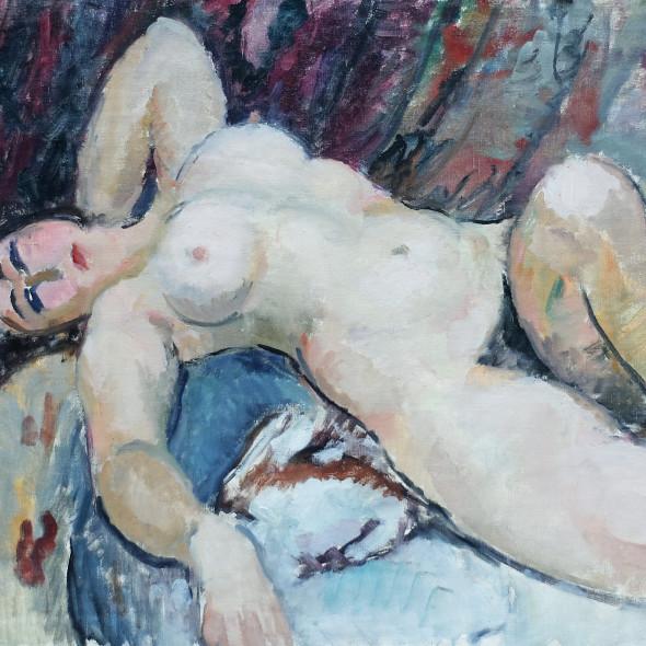 Mildred Bendall - La femme dénudée, c.1935