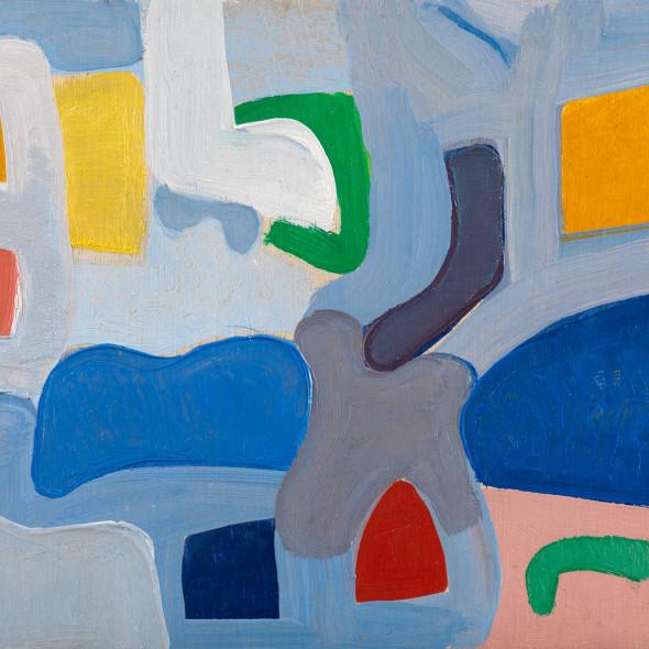 Caziel, WC767 - Composition 03.1967, 1967