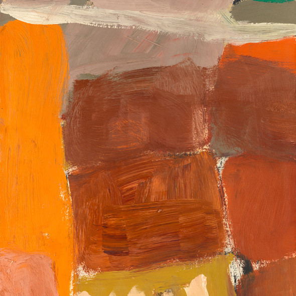Albert Irvin RA, North Side 1, c.1965