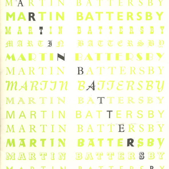 TROMPE - L'OEIL, Martin Battersby