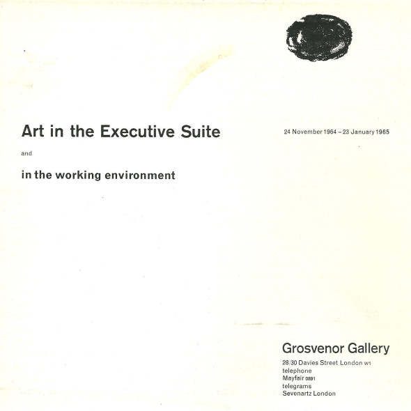 Art in the Executive Suite and in the working environment
