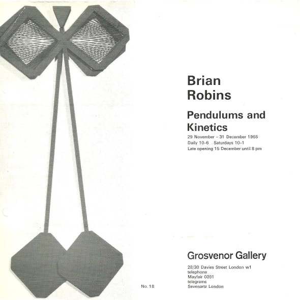 Pendulums and Kinetics by Brian Robins