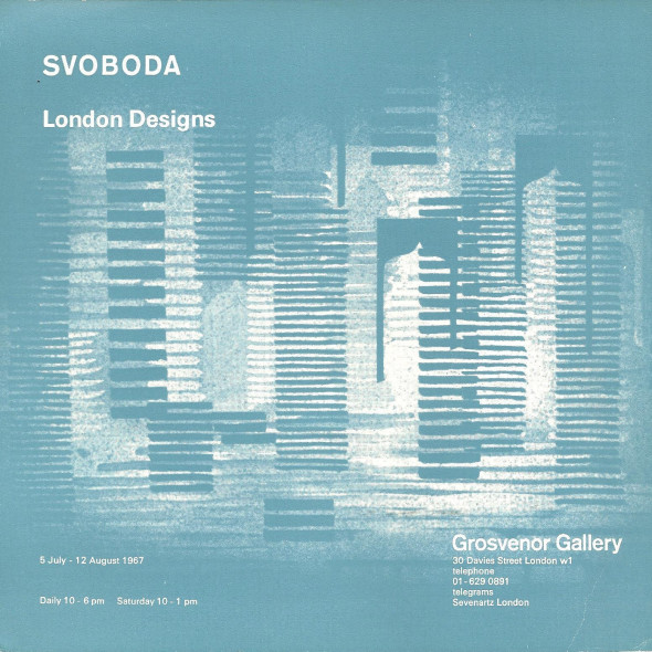 London Designs- Josef Svoboda