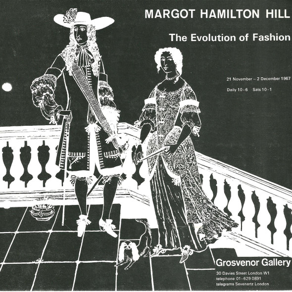 The Evolution of Fashion- Margot Hamilton Hill