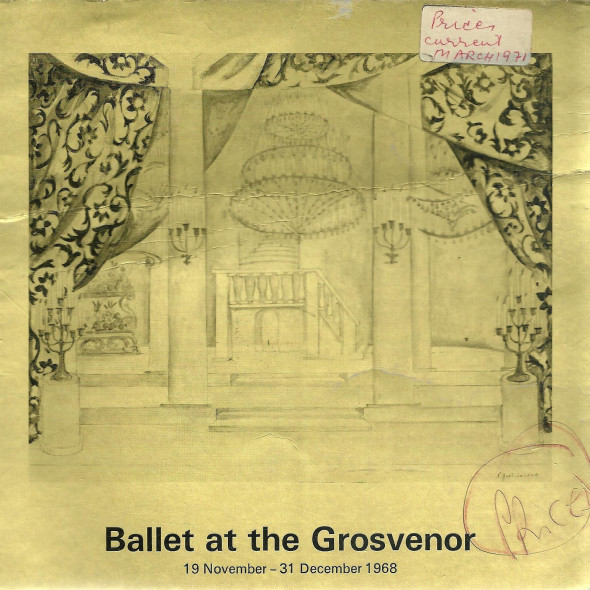 Ballet at the Grosvenor