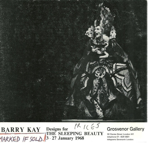 Barry Kay The Sleeping Beauty
