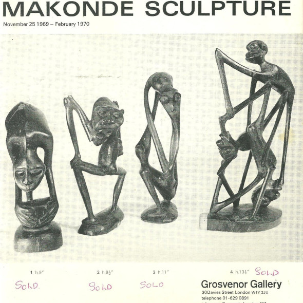 Makonde Sculpture