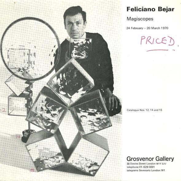 Feliciano Bejar Magiscopes