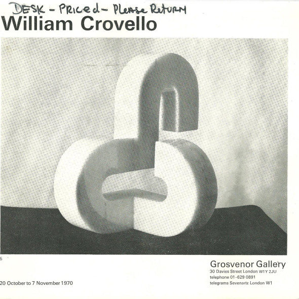 William Crovello