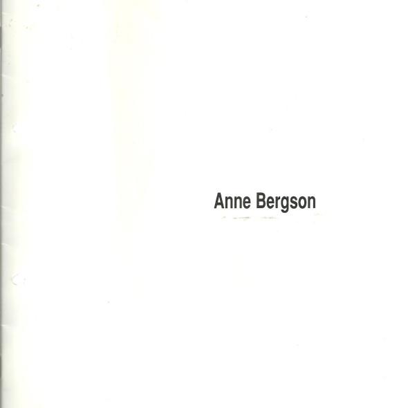 Anne Bergson