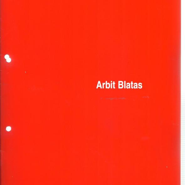 Arbit Blatas
