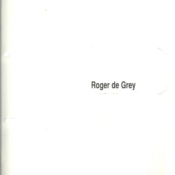 Roger de Grey