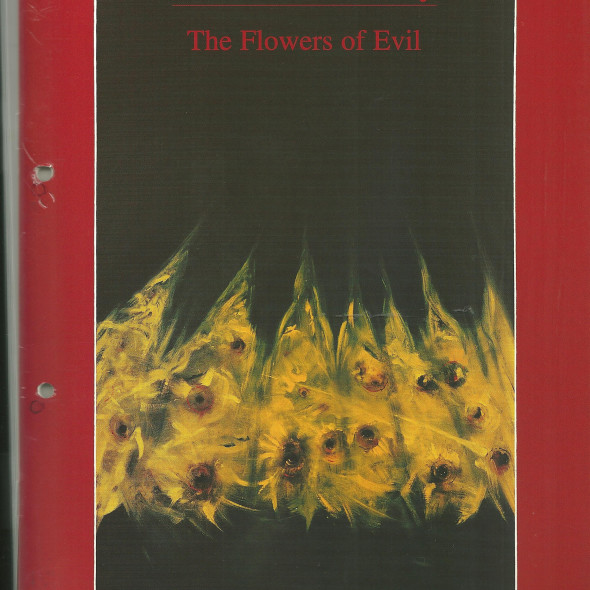 The Flowers of Evil by Sebastian Horsley