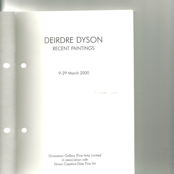 Deirdre Dyson
