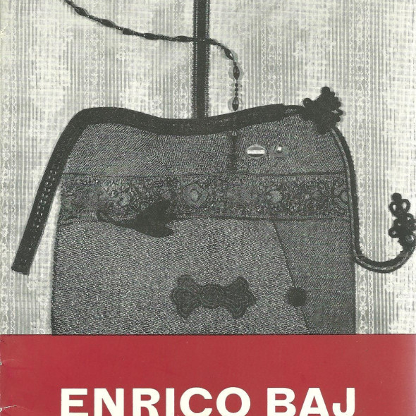 Enrico Baj Assemblages, Collages, Paintings