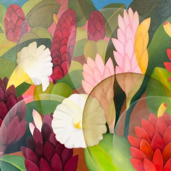 Senaka Senanayake: Art Inspired by the Rainforest