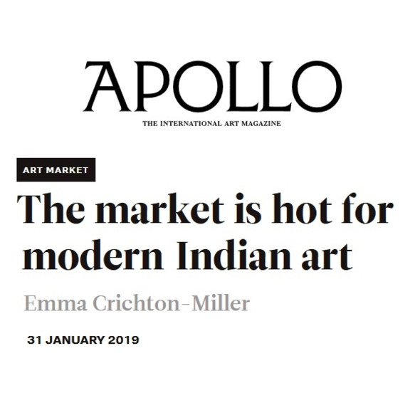 The Market is Hot for Indian Art