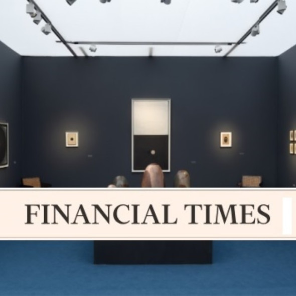 Grosvenor Gallery at Frieze Masters