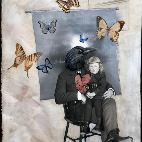 Alexandra Eldridge - The Winged Life