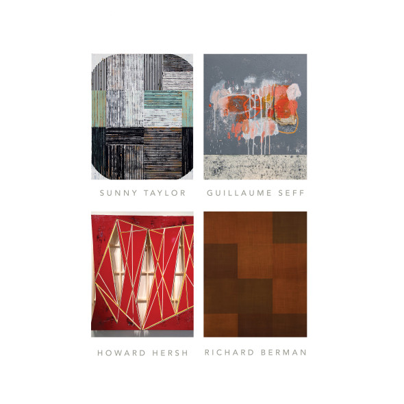 Abstractions Richard Berman | Howard Hersh | Guillaume Seff | Sunny Taylor