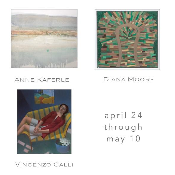 Vincenzo Calli + Anne Kaferle   Diana Moore