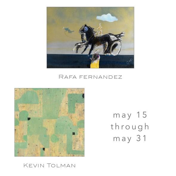 Kevin Tolman   Rafa Fernandez
