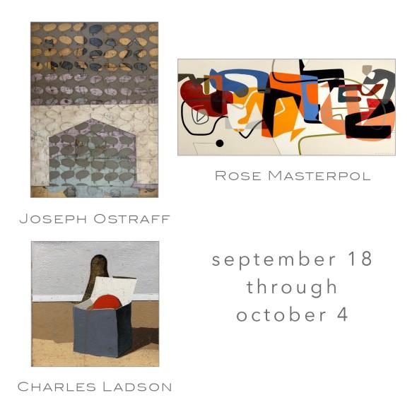 Rose Masterpol + Joseph Ostraff   Charles Ladson