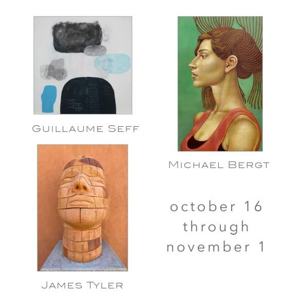 Michael Bergt + Guillaume Seff   James Tyler