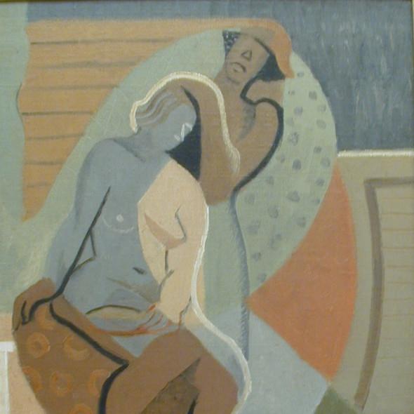 Cissie Kean - Blue Star, c. 1925