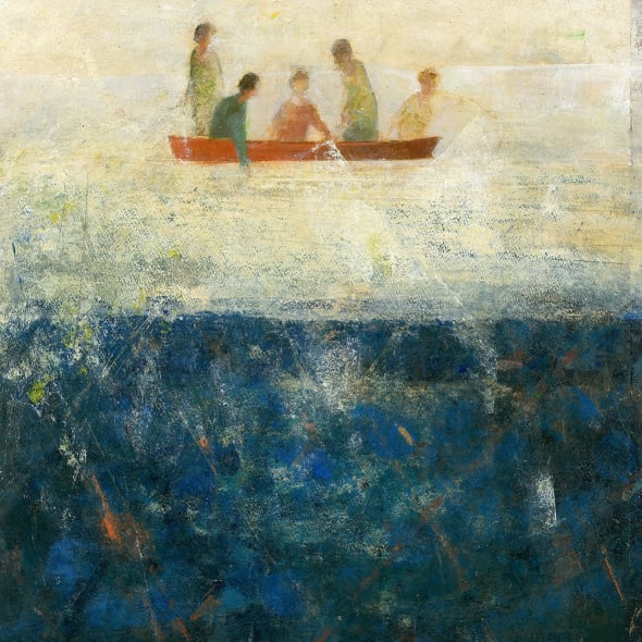 David Brayne RWS - Antonio and Sebastian