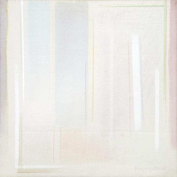 Riccardo Guarneri - Verticalità di luci, 2016